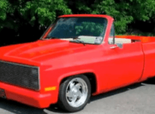 Chevy C10 photos