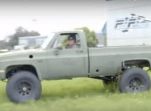 1986 Army Truck