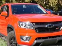 2016 Colorado Diesel