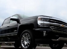 CChevy Silverado High country