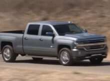 2017 Chevy Silverado Review