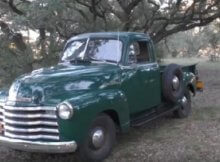 1953 Chev 3100 Pickup