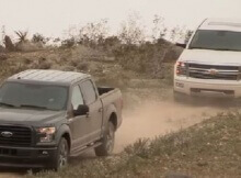 2015 Chevy vs Ford Pickup