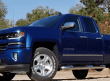 2016 Chevy Silverado review