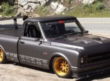 Chevy C10R Race Truck
