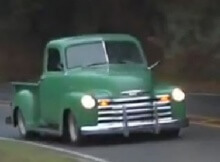 1950 Chevy pickup