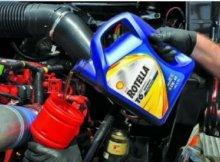 Gas or Diesel Pickup