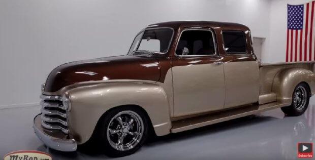 1950 Chev Stretch Cab