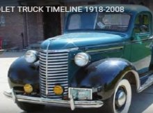 Chevy pickup timeline 1918 2008