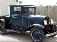 1929 Chevy Pickup